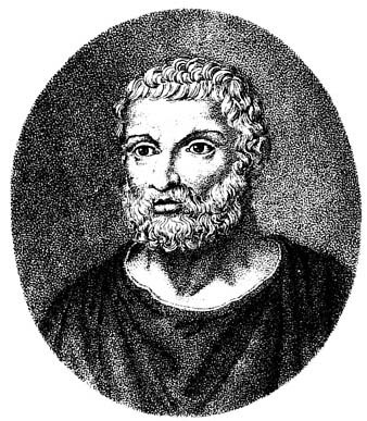 thales of miletus Thales of miletus was a greek philosopher, founder of the ionian school and he  was considered to be one of the seven sages of greece.